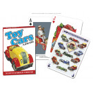 Piatnik Playing Cards Toy Cars Single Deck