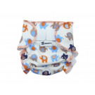 Anavy Cloth Doll Diaper Elephants