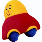 Noe Baby Soft Toy Rattle Car