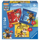 Ravensburger Puzzle Paw Patrol 3in1