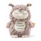 Steiff Soft baby toy Ollie owl, 23cm