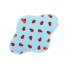 Anavy Menstrual Day Pads Fleece Cotton Knitwear Ladybug