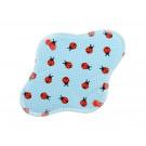 Anavy Menstrual Day Pads Fleece Cotton Knitwear Ladybug