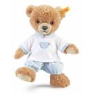 Steiff Sleep well Bear, 25cm blue