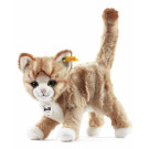 Steiff Soft toy Cat Mizzy, 25cm