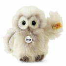 Steiff Soft toy Owl Wittie, 14cm