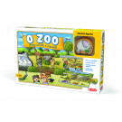 Efko Puzzle Game In Zoo, 9 pieces