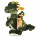 Steiff Soft toy Dragon Boy Raudi, 17cm