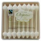 Simply Gentle Organic Baby Cotton Buds, 56 Pieces