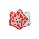 Meracus Cloth Pads Day Jane bio Flowers