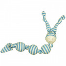 Keptin-Jr Rattle Cuddle Sneeky Blue, 30cm