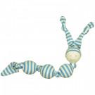 Keptin-Jr Rattle Cuddle Sneeky Blue, 30cm