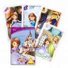 Piatnik Quartett Card Game Disney Sophia