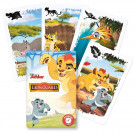 Piatnik Quartett Card Game Disney The Lion Guard