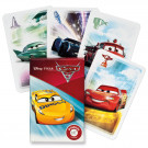 Piatnik Quartett Card Game Disney Cars 3