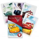 Piatnik Quartett Card Game Disney Cars 3