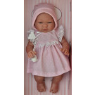Asivil Baby Doll María, 43cm with dots