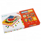 Cubika Wooden Mosaics Sweets, 400 pieces