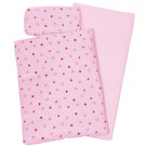 Goki Bedding Set For Dolls, Pink