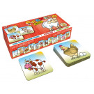 MPF Children Memory MAXI Farm Animals, 24 pieces
