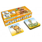 MPF Children Memory MAXI ZOO Animals, 24 pieces