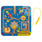 Goki Magnetic maze board space