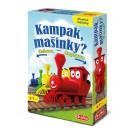 Efko Board Game Locomotives
