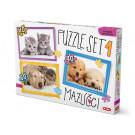 Efko Puzzle Pets, 3 pieces