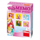 Dino Children Memory Mini Disney Princess, 24 pieces