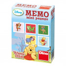Dino Children Memory Mini Disney Winnie the Pooh, 24 pieces
