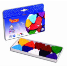 JOVI® Bear Wax Crayons, 10 pieces