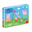 Dino 2 Board Games Peppa Pig