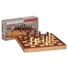Piatnik Wooden Chess Bookstyle