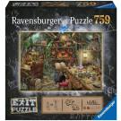Ravensburger Exit Puzzle Witch's kitchen 759