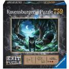 Ravensburger Exit Puzzle Wolf Stories 759