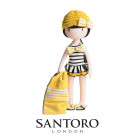 Santoro London Gorjuss Outfit Beach Belle, 32cm