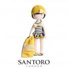 Santoro London Gorjuss Outfit Beach Belle, 32cm