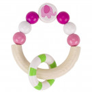 Heimess Touch Ring half-round elephant, pink