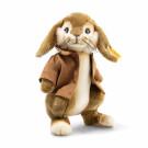 Steiff Peter Rabbit Soft plush toy Benjamin Bunny, 26cm