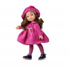 Berjuan Fashion Girls Doll Brunette, 35cm