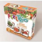 Efko Pexetrio Memory Game Fruit and Vegetable