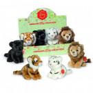 Teddy Hermann Soft toy Tiger brown, 15cm