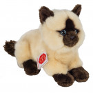 Teddy Hermann Soft toy Siamese cat, 20cm