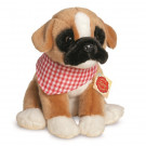 Teddy Hermann Soft toy Dog Boxer, 24cm