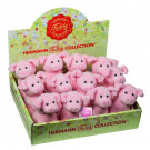 Teddy Hermann Soft toy Lucky Piglet Queeky, 11cm
