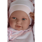 Antonio Juan Pipa Baby Doll, 42cm with blanket