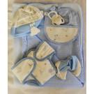 Antonio Juan Baby Doll Accessories Set 40-42cm blue