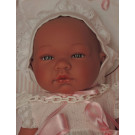 Asivil Baby Doll María, 43cm with pillow