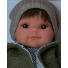 Antonio Juan Farito Winter Vinyl Doll, 38cm