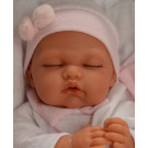 Antonio Juan Luni Cojin Pink Baby Doll, 29cm